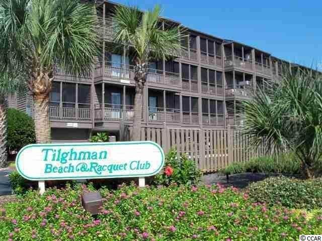 208 N Ocean Blvd. #121, North Myrtle Beach, SC 29582 (MLS #2011208) :: The Greg Sisson Team with RE/MAX First Choice