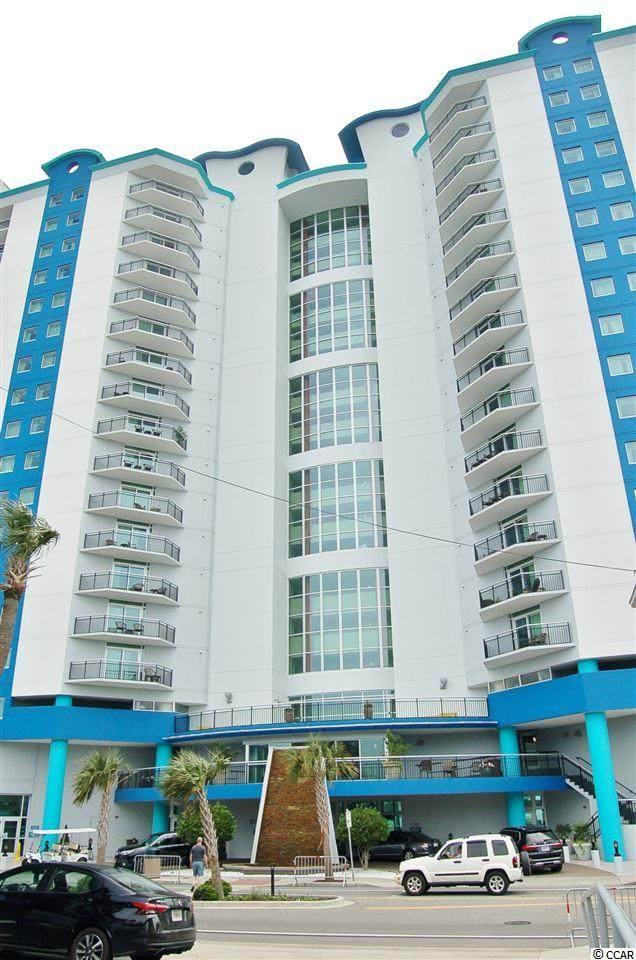 504 N Ocean Blvd. #1809, Myrtle Beach, SC 29577 (MLS #2011383) :: Leonard, Call at Kingston