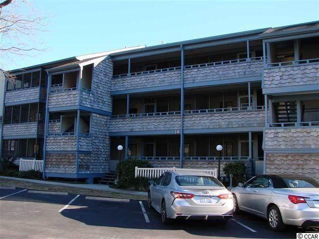 250 Maison Dr. E-11, Myrtle Beach, SC 29572 (MLS #2012097) :: Hawkeye Realty