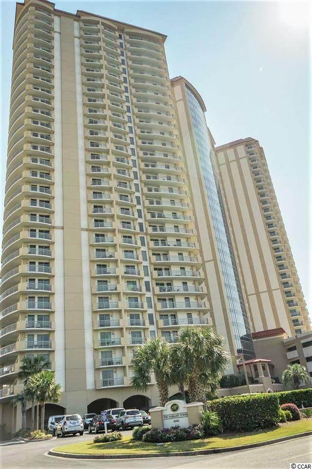 8500 Margate Circle #2001, Myrtle Beach, SC 29572 (MLS #2012468) :: The Litchfield Company