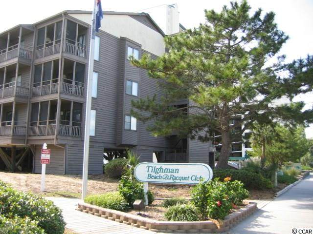 202 N Ocean Blvd. #314, North Myrtle Beach, SC 29582 (MLS #2012870) :: The Trembley Group | Keller Williams