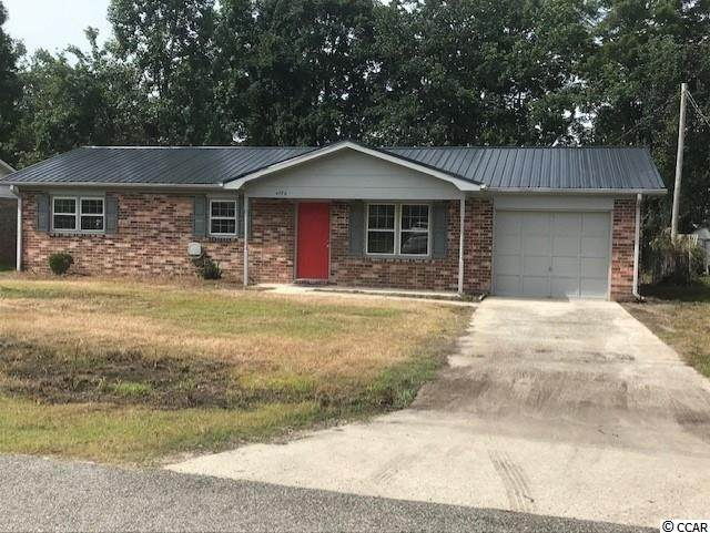 4770 White Pine Dr., Myrtle Beach, SC 29588 (MLS #2013378) :: Jerry Pinkas Real Estate Experts, Inc