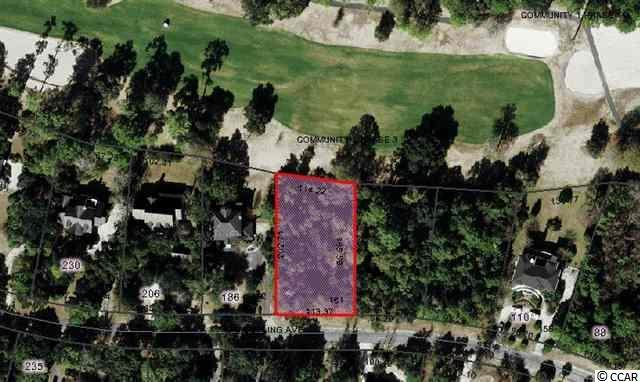 Lot 161 Sanderling Ave., Georgetown, SC 29440 (MLS #2013562) :: Grand Strand Homes & Land Realty