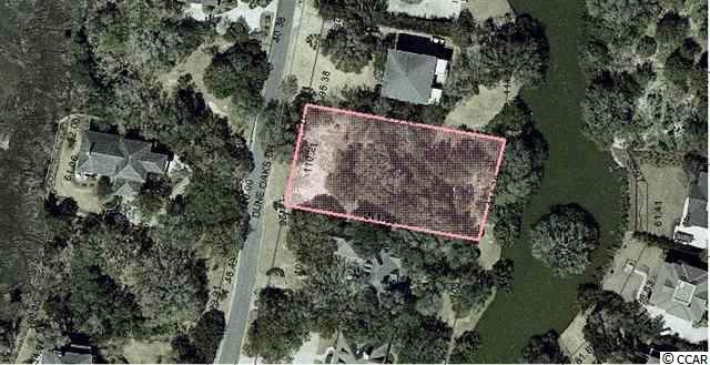 Lot 27 Dune Oaks Dr., Georgetown, SC 29440 (MLS #2013563) :: Coldwell Banker Sea Coast Advantage