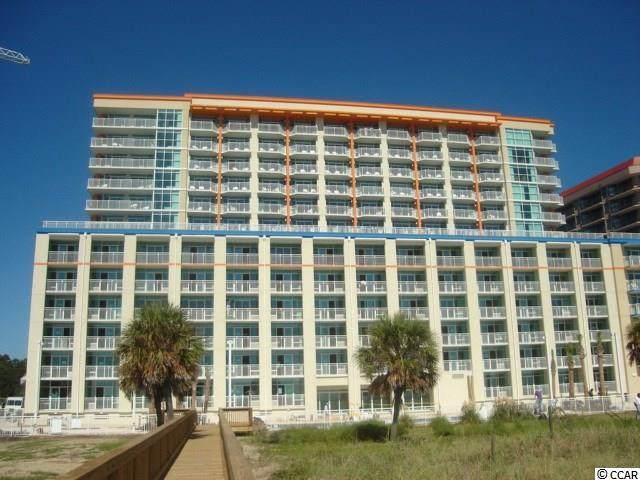 5300 N Ocean Blvd. N #409, Myrtle Beach, SC 29577 (MLS #2013637) :: The Hoffman Group