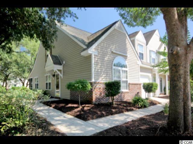 91 Palasades Loop #32, Pawleys Island, SC 29585 (MLS #2014117) :: James W. Smith Real Estate Co.