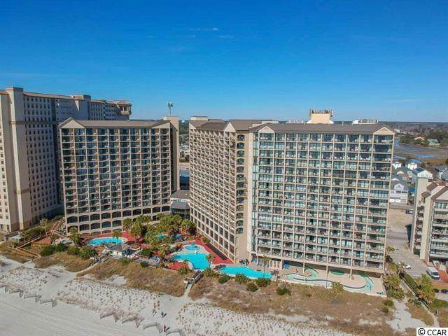 4800 Ocean Blvd. S #317, North Myrtle Beach, SC 29582 (MLS #2014144) :: James W. Smith Real Estate Co.