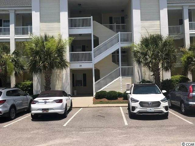 601 Hillside Dr. #2025, North Myrtle Beach, SC 29582 (MLS #2014175) :: The Litchfield Company