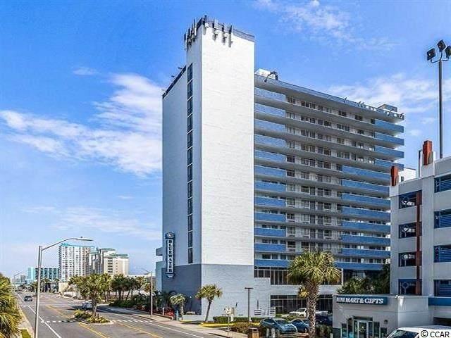 2001 S Ocean Blvd. #1006, Myrtle Beach, SC 29577 (MLS #2014230) :: James W. Smith Real Estate Co.