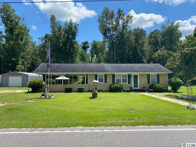 1309 Penderboro Rd., Marion, SC 29571 (MLS #2014298) :: The Greg Sisson Team with RE/MAX First Choice