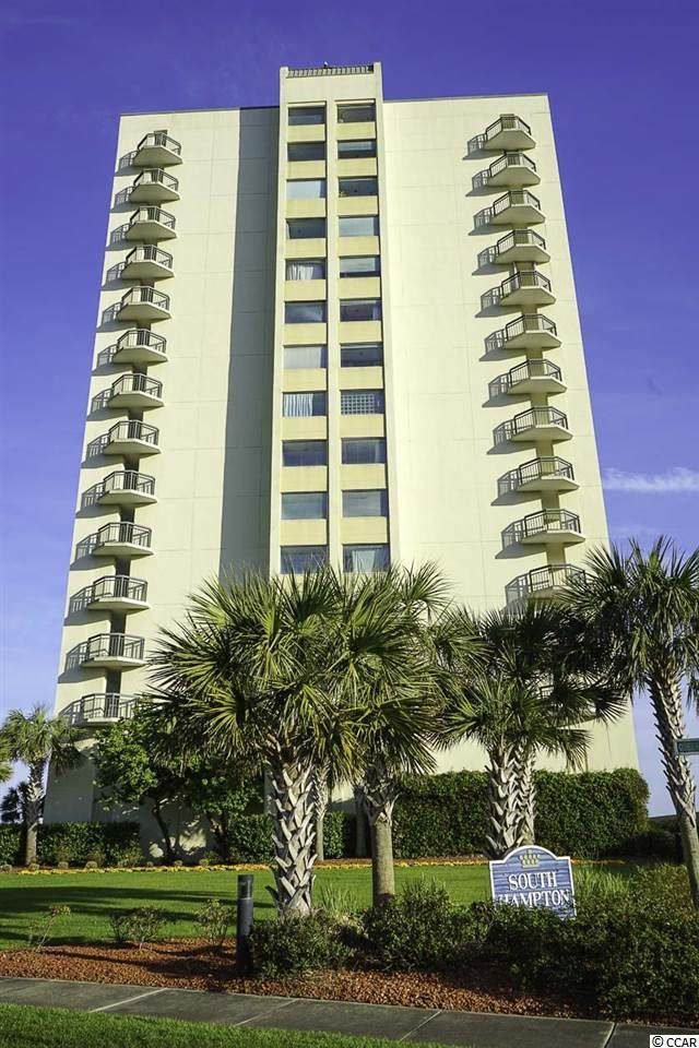 9820 Queensway Blvd. #402, Myrtle Beach, SC 29572 (MLS #2014650) :: Sloan Realty Group
