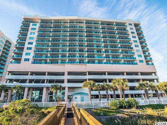1903 S Ocean Blvd. #809, North Myrtle Beach, SC 29582 (MLS #2014942) :: The Trembley Group | Keller Williams