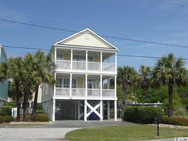 1414 B N Ocean Blvd., Surfside Beach, SC 29575 (MLS #2015344) :: Jerry Pinkas Real Estate Experts, Inc