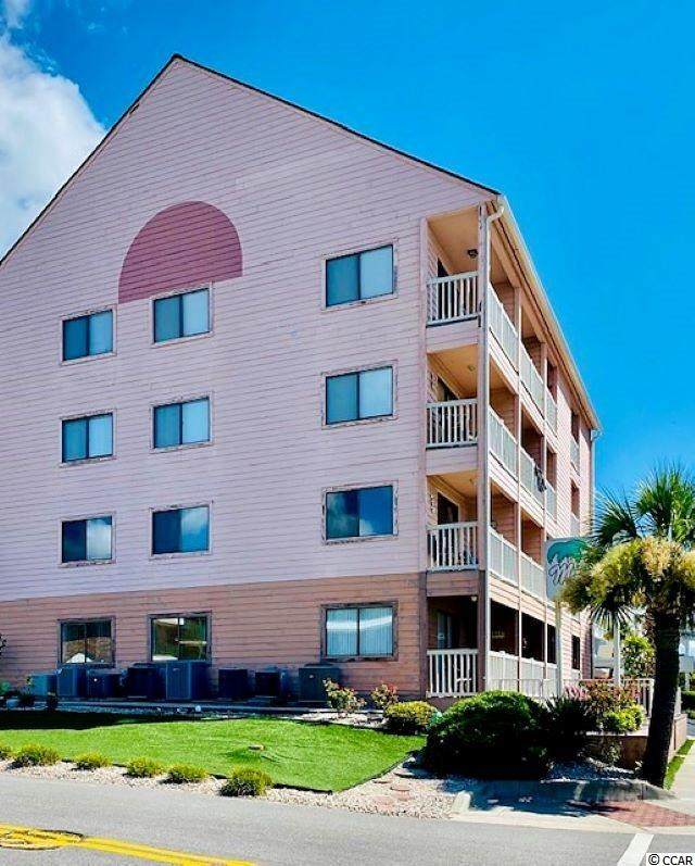 2710 S Ocean Blvd. #104, Myrtle Beach, SC 29577 (MLS #2015453) :: Garden City Realty, Inc.