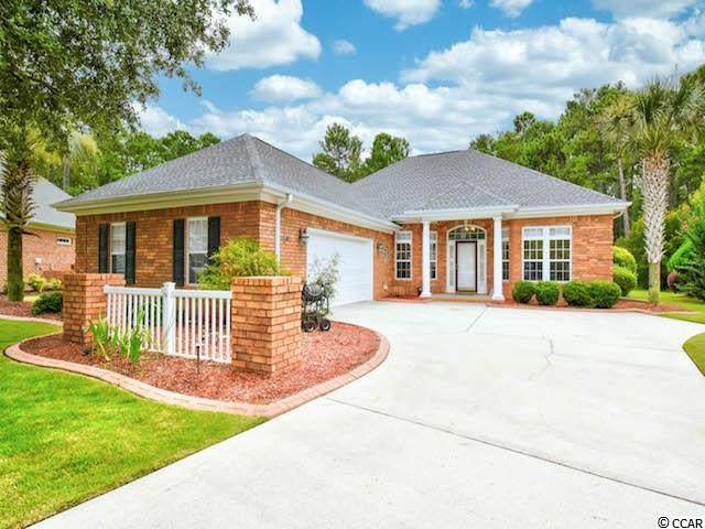 4446 Tralee Pl., Myrtle Beach, SC 29579 (MLS #2016057) :: The Greg Sisson Team with RE/MAX First Choice