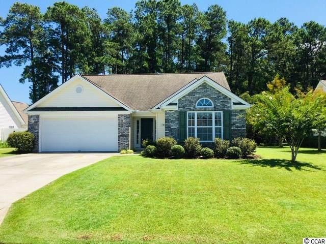 289 Bonnie Bridge Circle, Myrtle Beach, SC 29579 (MLS #2016265) :: James W. Smith Real Estate Co.