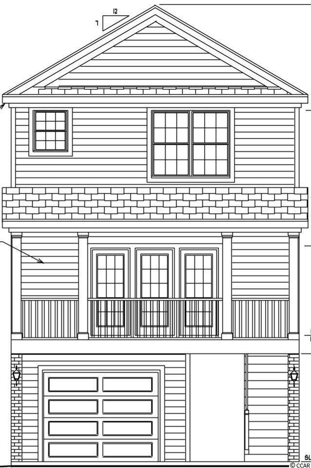 719 16th Ave. S, Surfside Beach, SC 29575 (MLS #2016729) :: James W. Smith Real Estate Co.