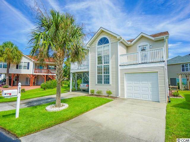 914 Pebble Ln., Murrells Inlet, SC 29576 (MLS #2017650) :: James W. Smith Real Estate Co.