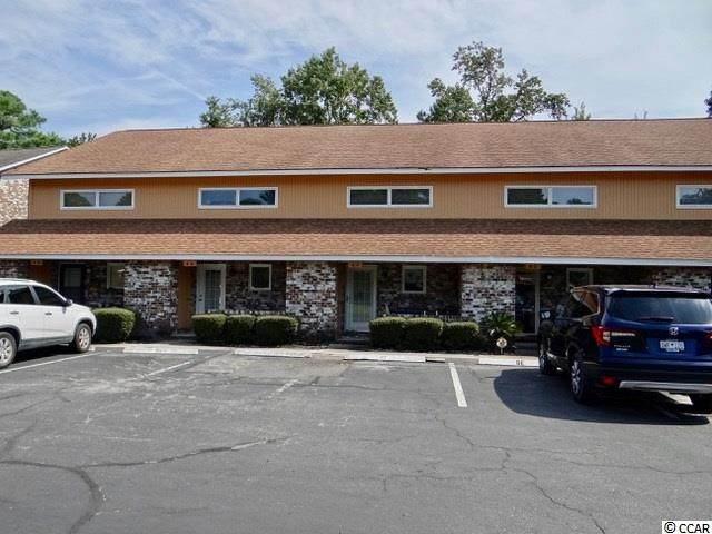1830 Fairway Ridge Dr. 6 G, Surfside Beach, SC 29575 (MLS #2017669) :: James W. Smith Real Estate Co.