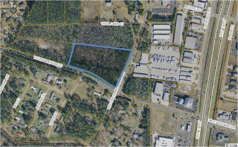 4.95 Acres Mcdowell Shortcut Rd. - Photo 1