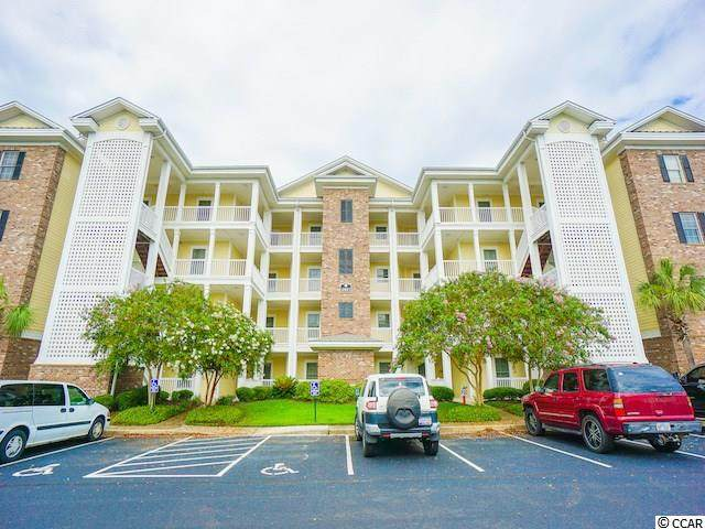 4891 Luster Leaf Circle #105, Myrtle Beach, SC 29577 (MLS #2017908) :: Welcome Home Realty