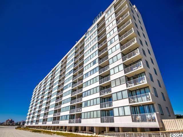 9400 Shore Dr. #1125, Myrtle Beach, SC 29572 (MLS #2018104) :: Sloan Realty Group