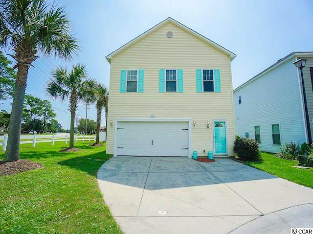 903 Ocean Pines Ct., North Myrtle Beach, SC 29582 (MLS #2018705) :: The Lachicotte Company