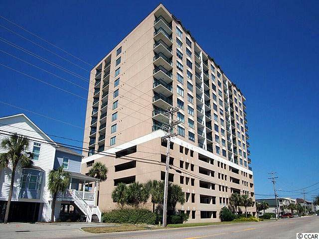 4103 N Ocean Blvd. #804, North Myrtle Beach, SC 29582 (MLS #2018807) :: The Hoffman Group