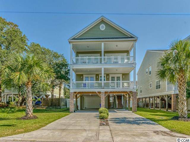 118 9th Ave. N, Surfside Beach, SC 29575 (MLS #2019163) :: The Litchfield Company