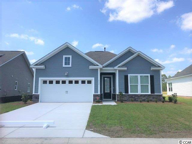8009 Brogdon Dr, Myrtle Beach, SC 29579 (MLS #2019311) :: James W. Smith Real Estate Co.