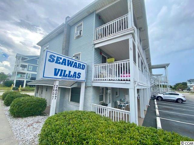 2607 N Ocean Blvd. #2, North Myrtle Beach, SC 29582 (MLS #2019337) :: Coldwell Banker Sea Coast Advantage
