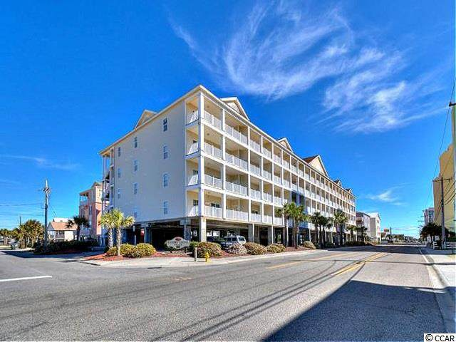 200 N 53rd Ave. N #409, North Myrtle Beach, SC 29582 (MLS #2019766) :: Hawkeye Realty