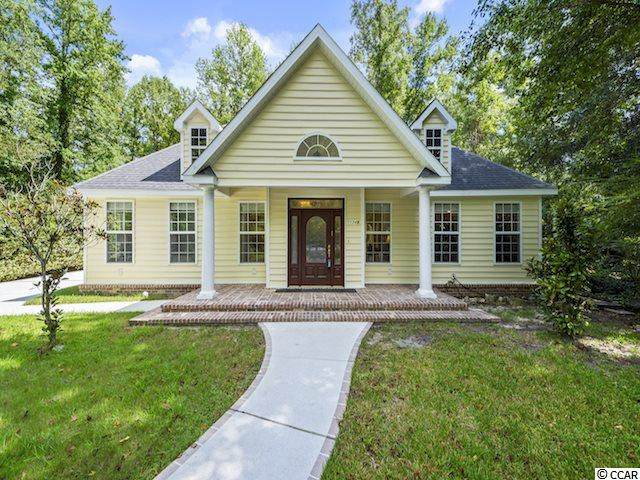 11349 Freewoods Rd., Myrtle Beach, SC 29588 (MLS #2019828) :: The Litchfield Company