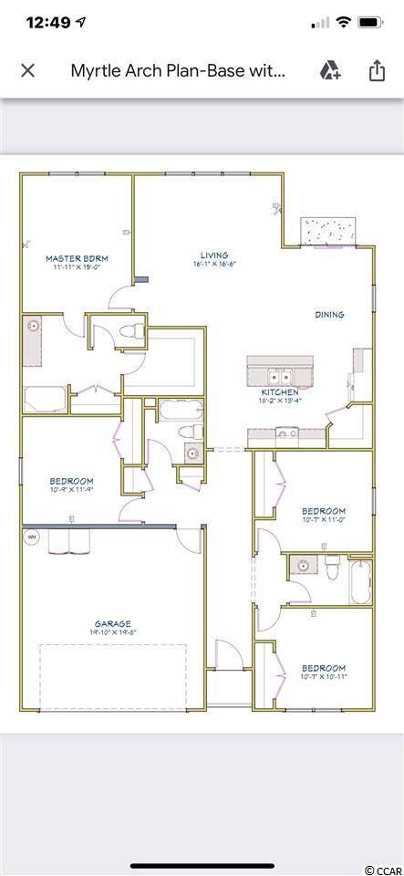 3770 Cypress Dr., Little River, SC 29566 (MLS #2020848) :: Garden City Realty, Inc.