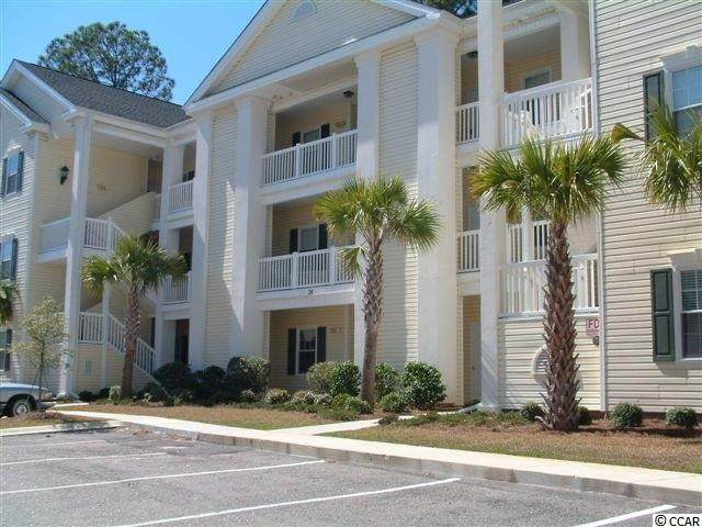601 Hillside Dr. N #3602, North Myrtle Beach, SC 29582 (MLS #2020868) :: The Lachicotte Company