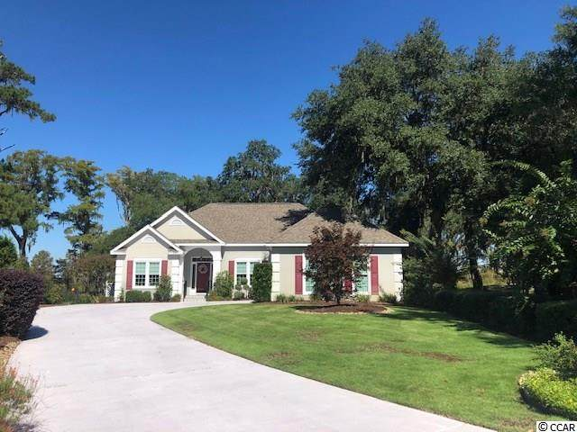 299 Berwick Dr., Pawleys Island, SC 29585 (MLS #2021046) :: The Trembley Group | Keller Williams
