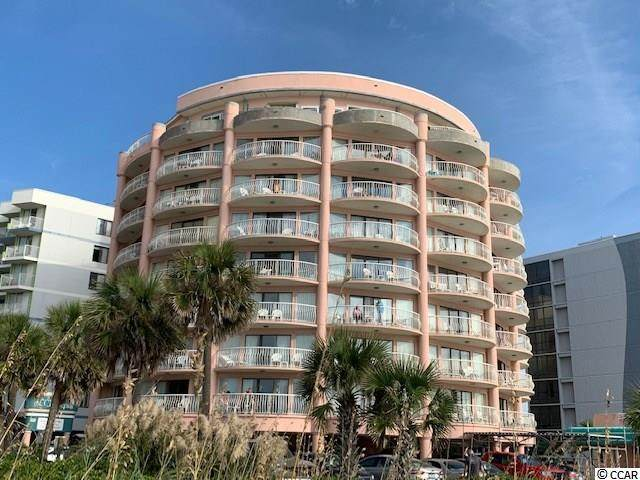 202 70th Ave. N #105, Myrtle Beach, SC 29572 (MLS #2021194) :: Welcome Home Realty