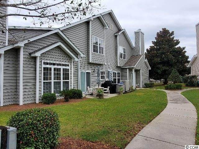503 N 20th Ave. N 52D, North Myrtle Beach, SC 29582 (MLS #2021290) :: Garden City Realty, Inc.