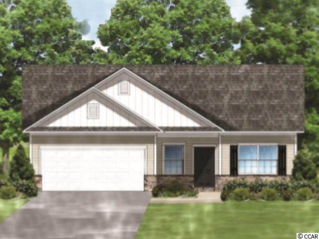 1023 Hopscotch Ln., Conway, SC 29526 (MLS #2021508) :: The Litchfield Company