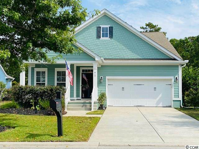 913 Refuge Way, Murrells Inlet, SC 29576 (MLS #2021656) :: The Hoffman Group