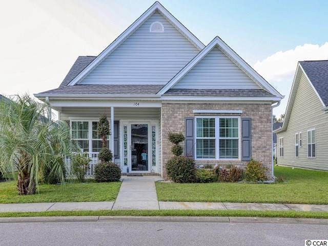 104 Tradd St., Myrtle Beach, SC 29588 (MLS #2022012) :: Welcome Home Realty