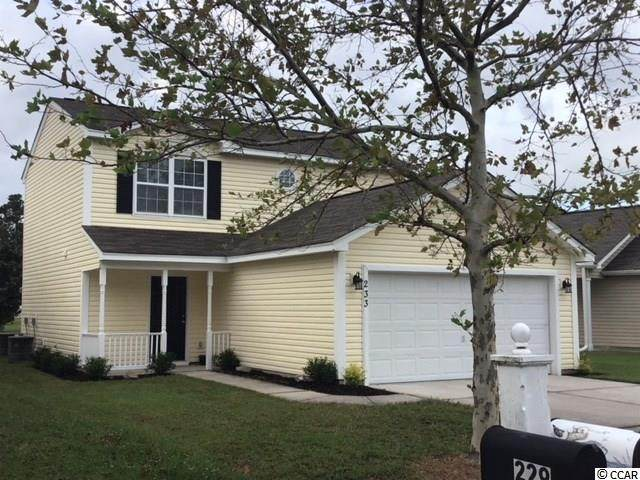 233 Mckendree Ln., Myrtle Beach, SC 29579 (MLS #2022187) :: James W. Smith Real Estate Co.