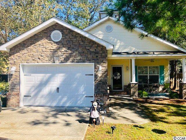 1506 25th Ave. N, North Myrtle Beach, SC 29582 (MLS #2022421) :: The Litchfield Company