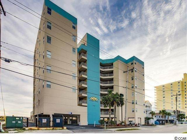5508 N Ocean Blvd. #405, North Myrtle Beach, SC 29582 (MLS #2022590) :: The Lachicotte Company