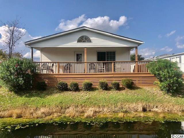 1621 Mason Circle, Surfside Beach, SC 29575 (MLS #2022830) :: James W. Smith Real Estate Co.