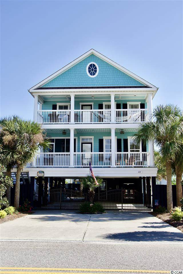 421 Underwood Dr., Garden City Beach, SC 29576 (MLS #2022978) :: Jerry Pinkas Real Estate Experts, Inc