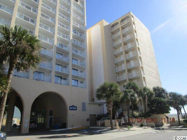 1207 S Ocean Blvd. #21004, Myrtle Beach, SC 29577 (MLS #2023433) :: Duncan Group Properties