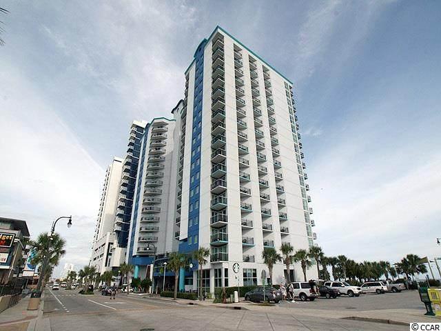 504 N Ocean Blvd. #602, Myrtle Beach, SC 29577 (MLS #2023586) :: Sloan Realty Group