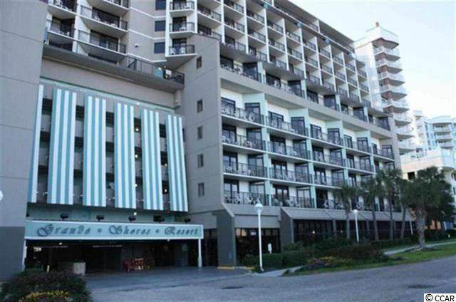 201 N 77th Ave. N #1038, Myrtle Beach, SC 29572 (MLS #2023625) :: The Litchfield Company