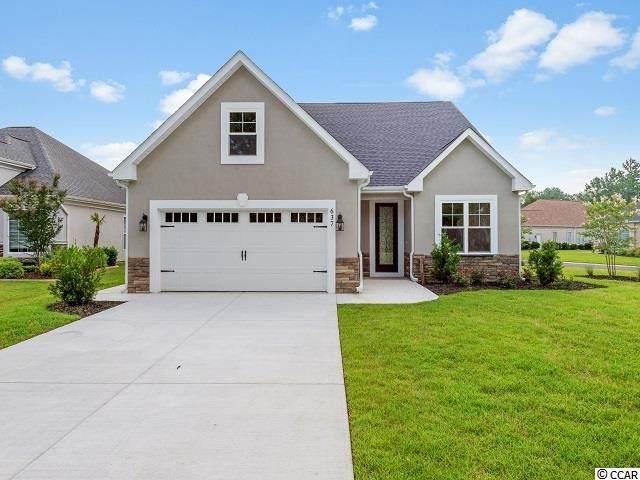 652 Barona Dr., Myrtle Beach, SC 29579 (MLS #2023633) :: Armand R Roux | Real Estate Buy The Coast LLC